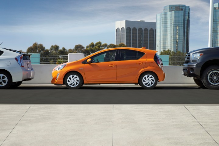 2015 toyota prius c overview the news wheel. Black Bedroom Furniture Sets. Home Design Ideas