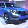 2016 Honda Pilot SUV Debut at Chicago Auto Show