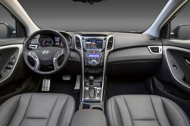 2016 Hyundai Elantra Gt Overview Grey Interior The News