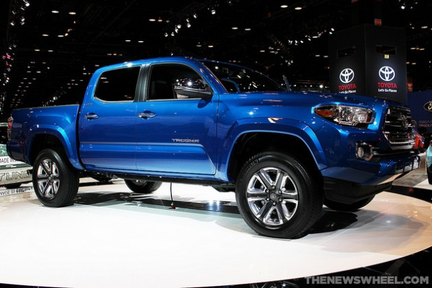 Could A Diesel Tacoma Be In The Works For North America The News