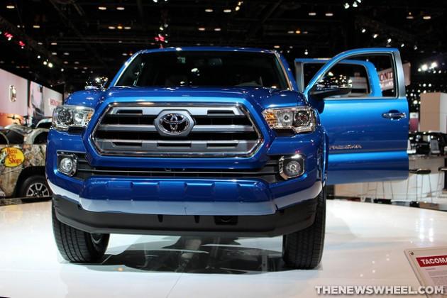 Toyota July sales