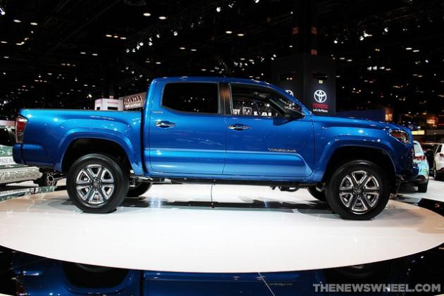 2016 Toyota Tacoma CAS