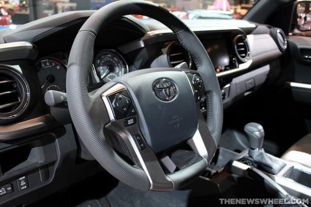 2016 Toyota Tacoma GoPro