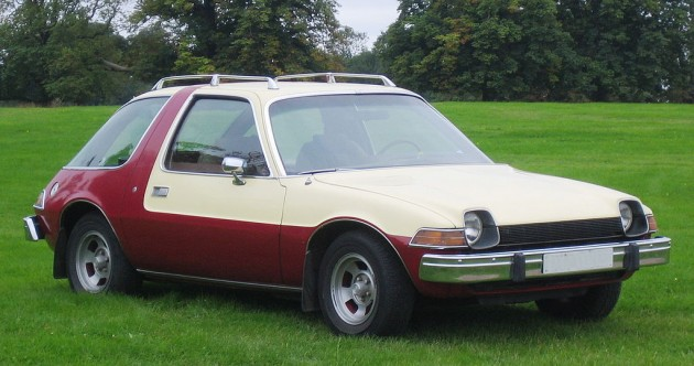 AMC Pacer | Ugliest Car Colors