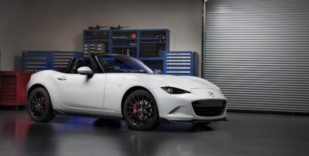 Mazda North American Operations 2016 Mazda MX-5 Miata