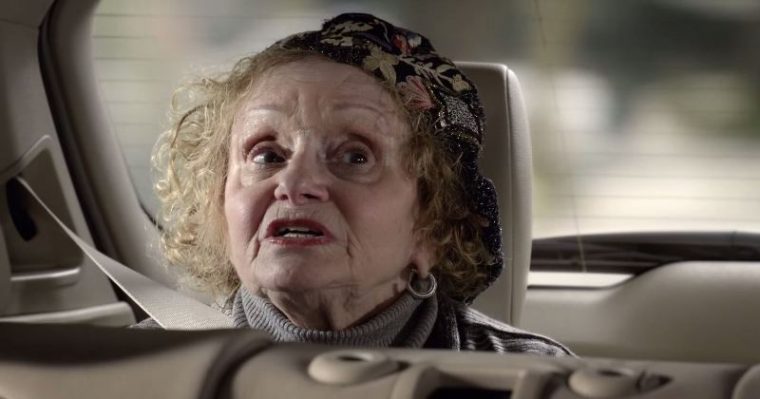 Awkward Dirty Grandma Commercial for BMW X5 Leather