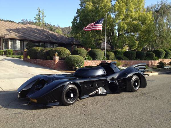 Batmobile on Craiglist