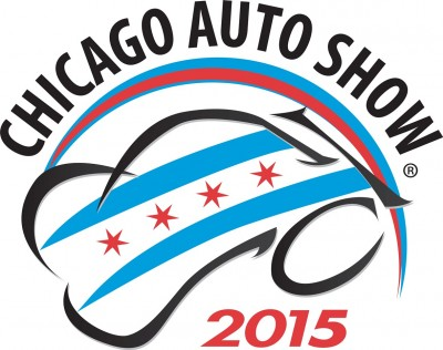 2015 Chicago Auto Show Logo