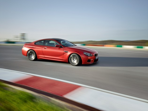 Electric Versions of BMW M Models -pictured BMW M6