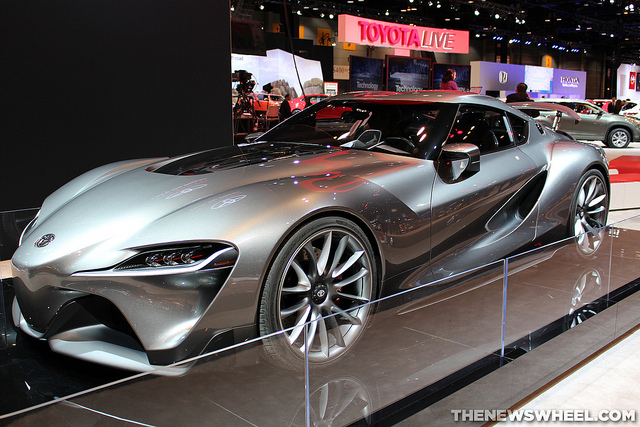 BMW-Toyota Sports Car Project Could Produce Different ...