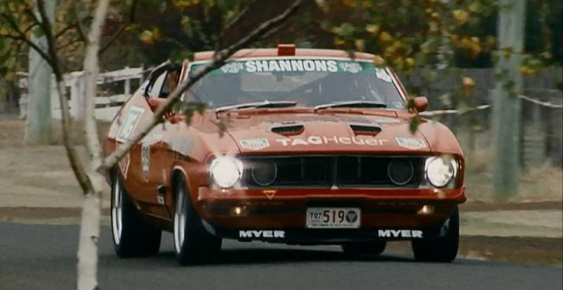 Ford Falcon Coupe Eric Bana's Love the Beast Documentary