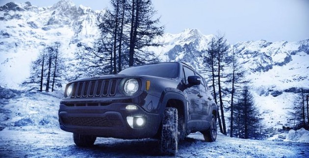 Jeep's 2015 Super Bowl ad Beautiful Lands