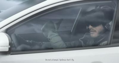 Kia Optima Blake Griffin fighter pilot commercial