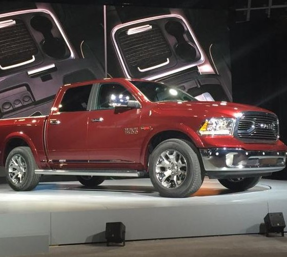 ram introduces new 2015 ram laramie limited at chicago auto show the news wheel. Black Bedroom Furniture Sets. Home Design Ideas