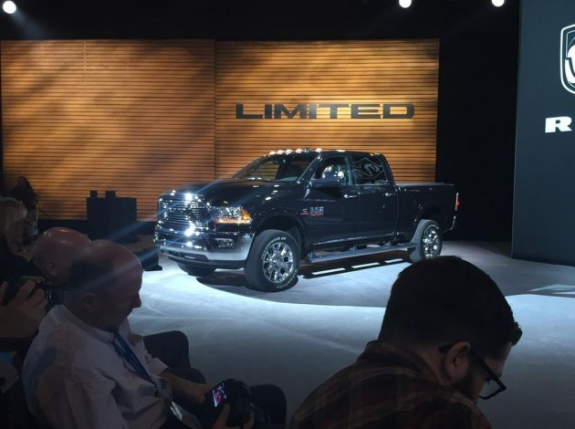 2015 Ram Laramie Limited | Ram's New Styling