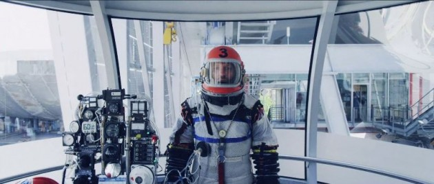 Mazda Rebels with a Cause Astronaut