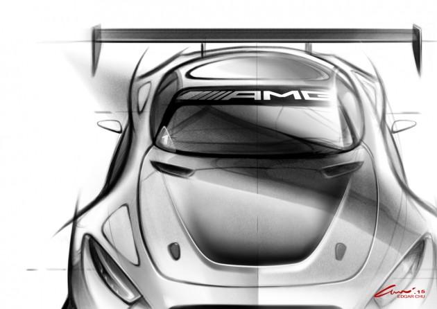 Mercedes-AMG GT3 Photos