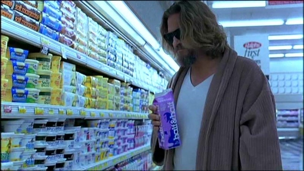 Scene from The Big Lebowski