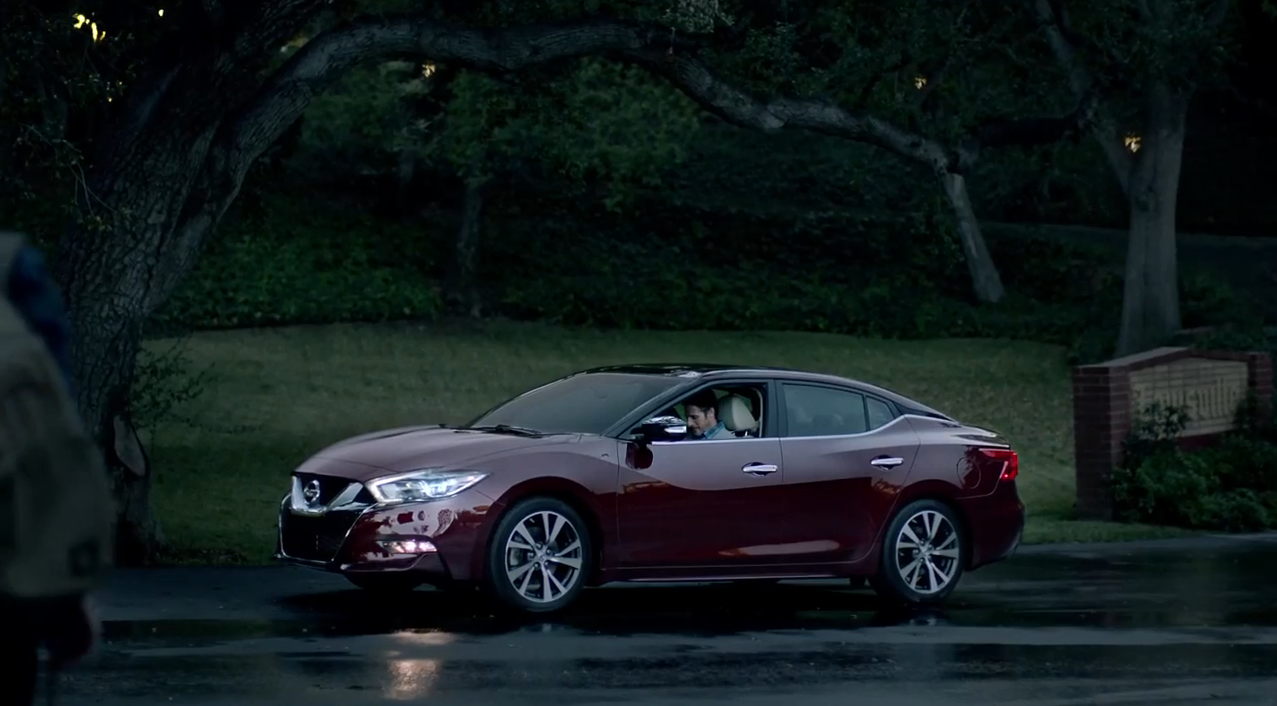 Yep That Was The 2016 Nissan Maxima In The With Dad Commercial