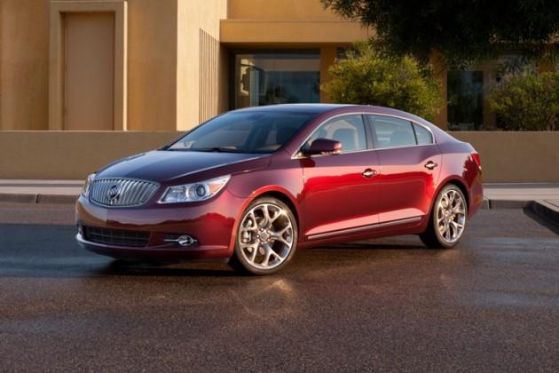 2012 Buick LaCrosse GL Concept
