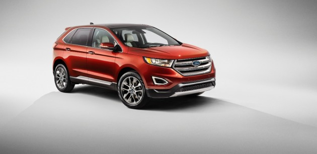 2015 Ford Edge EcoBoost