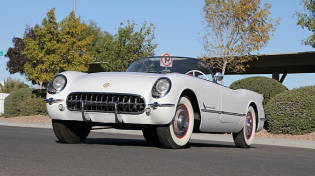 One of only 300 original 1953 Corvettes ever made