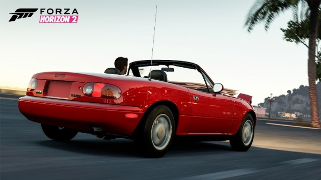 1990 Mazda MX-5 Miata Download car pack on Forza Horizon 2 for free