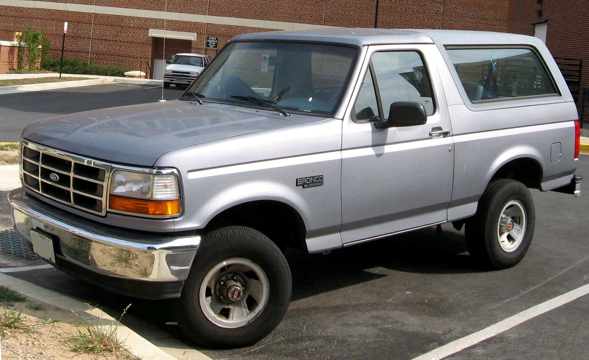 No Ford S Not Making A New Bronco Either The News Wheel