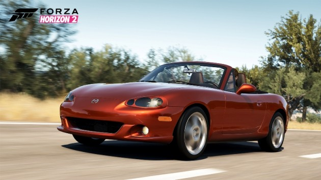 2005 Mazda Mazdaspeed MX-5 Download car pack on Forza Horizon 2 for free