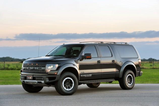 Yukon Gt For Sale >> [PHOTOS] VelociRaptor 600 SUV Arrives in June - The News Wheel