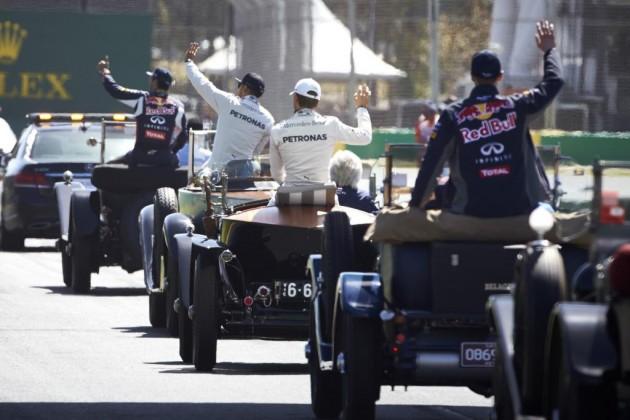 2015 Australian Grand Prix Recap
