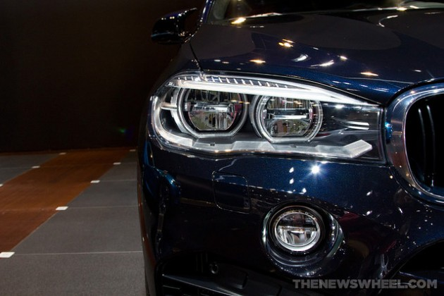 2015 BMW X5 at the Chicago Auto Show