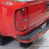 2015 Chevy Colorado Z71 Trail Boss Edition at Cleveland Auto Show rear bumper