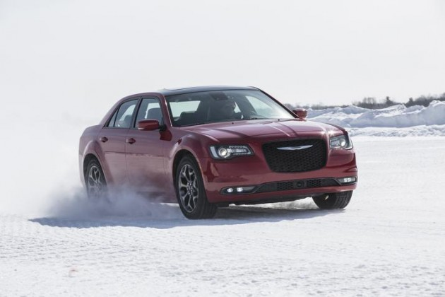 2015 Chrysler 300: Fiat Chrysler Automobiles at the 2015 New York International Auto Show