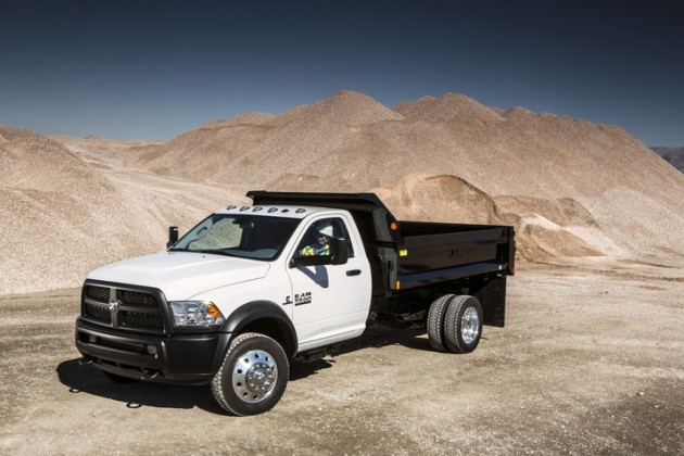 2015 Medium-duty Truck of the Year | 2013 Ram 5500 Chassis Cab
