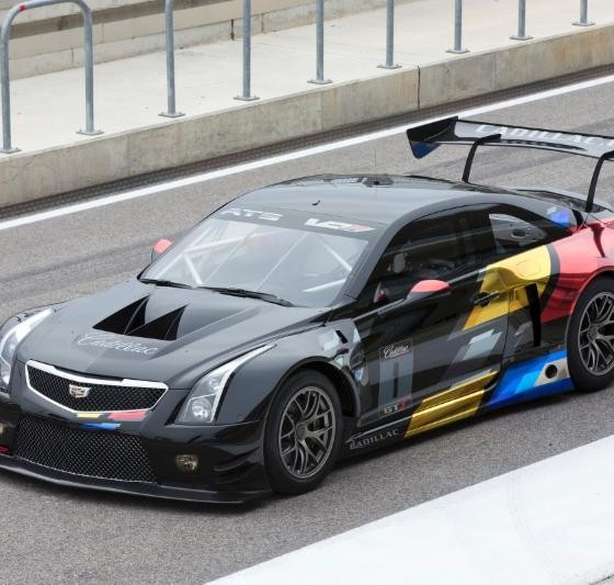 Cadillac ATS-V.R Set For First Race At Circuit Of The