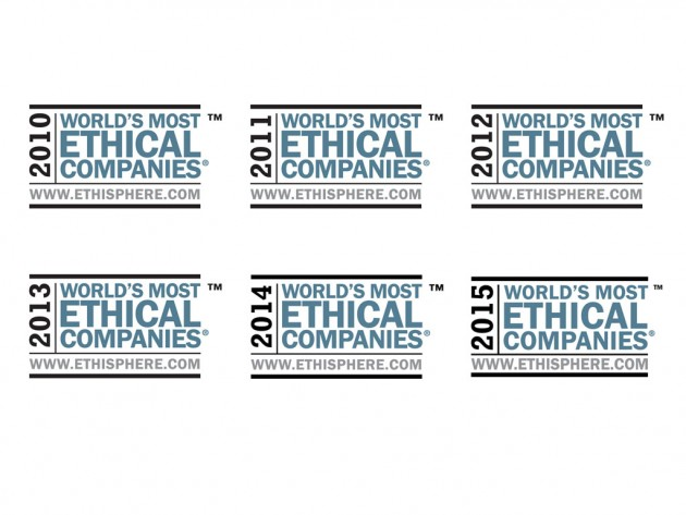 Ford Named One of World's Most Ethical Companies for Sixth Year