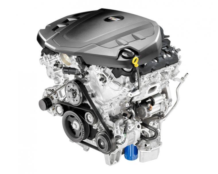 all-new Cadillac 3.6-liter V6