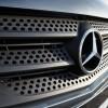 2016 Mercedes-Benz Metris midsize commercial van