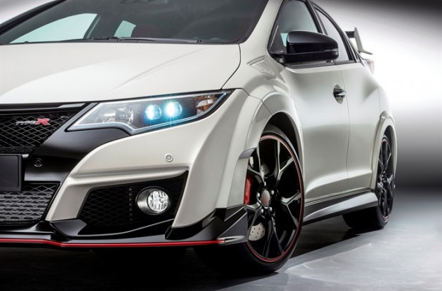 Another look at the Civic Type R