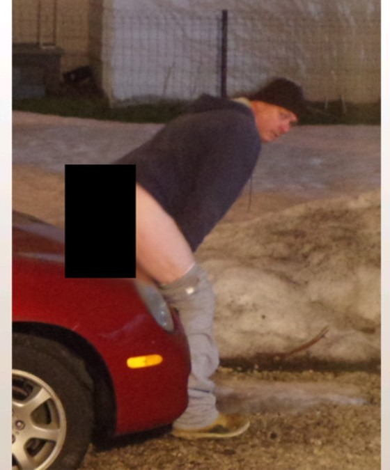 City In Crisis Akron Man Pooping On Cars In Ohio The