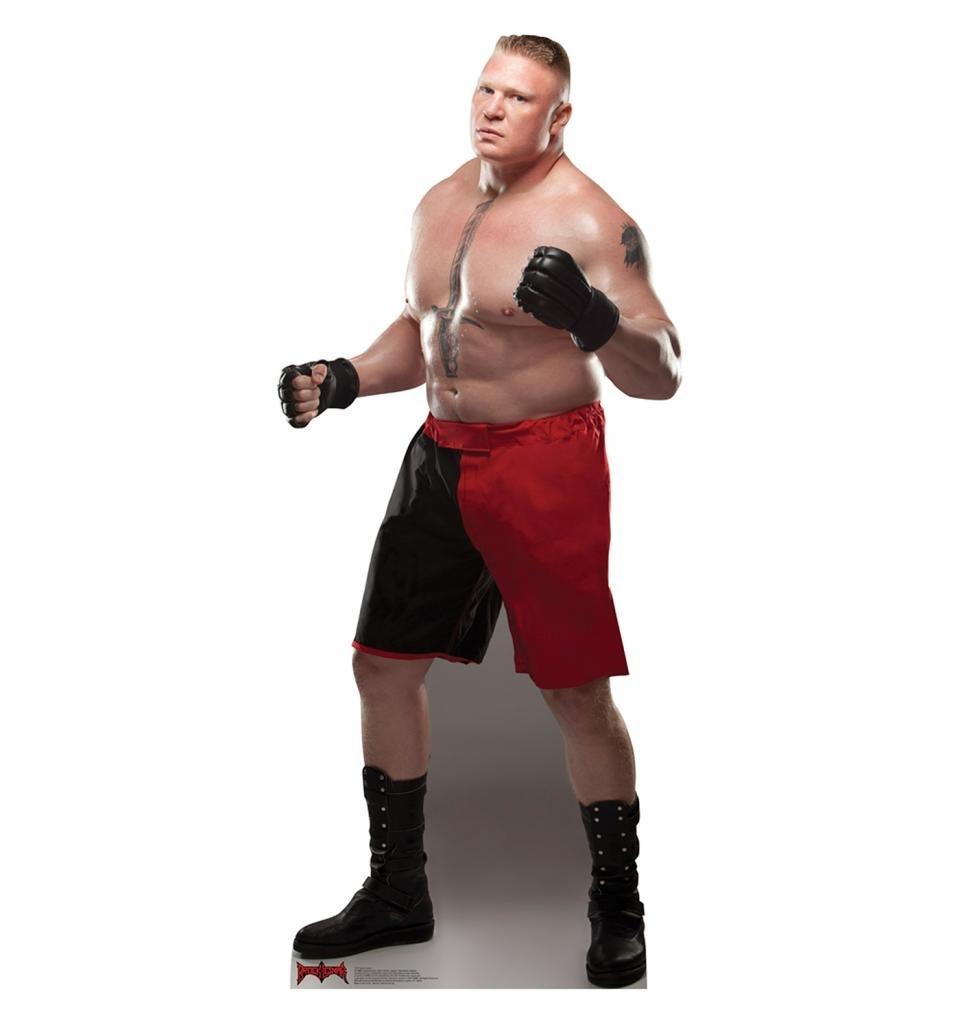 Brock Lesnar Cardboard Cutout