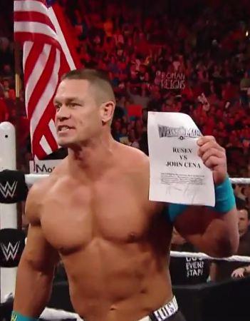 Cena Flag Contract