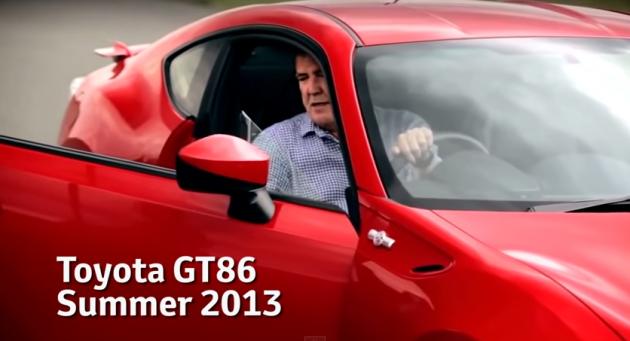 Jeremy Clarkson Toyota