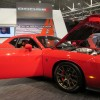 Cleveland Auto Show Dodge Challenger Hellcat