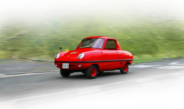 in 1965 childrens park kodomo no kuni opened near tokyo nissan donated 100 tiny cars to the park to commemorate the occasion
