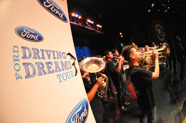 Ford Driving Dreams Tour