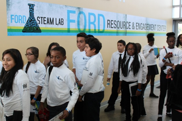 Ford STEAM Lab Hackathon