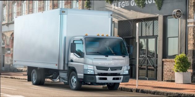 Mitsubishi FUSO commercial truck