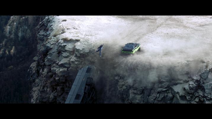 Furious 7 Dodge